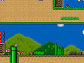 Super Mario World Flash hrát on-line