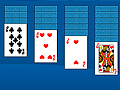 Speed ​​Solitaire hrát on-line