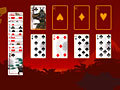 Ronin Solitaire hrát on-line