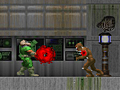 Doom 2D hrát on-line
